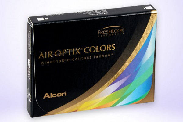 Tageslinse AIR OPTIX® Colors