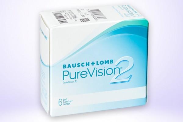 Monatslinse PureVision 2 HD