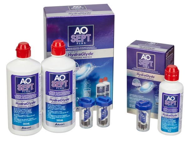 AOSEPT® PLUS with HydraGlyde® - Angebot Dezember 2020 -