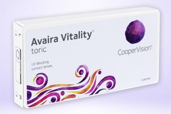 Avaira® Vitality Toric