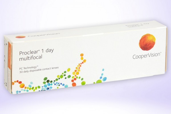 PROCLEAR® One Day Multifocal