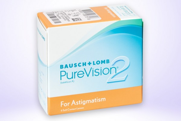 Monatslinse PureVision® 2 HD for Astigmatism