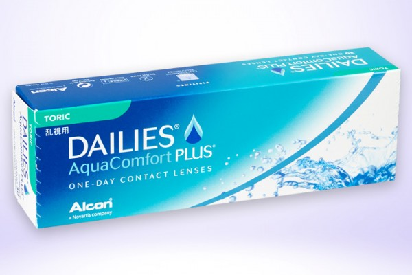 Alcon Dailies Aqua Comfort Plus (30)