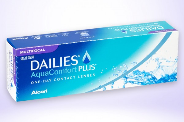 Tageslinse Dailies Aqua Comfort Plus Multifocal 30er