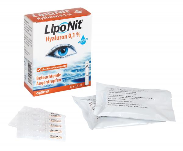 Lipo Nit® Hyaluron 0,1 % mono