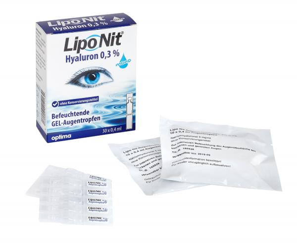 Lipo Nit® Hyaluron 0,3 % mono