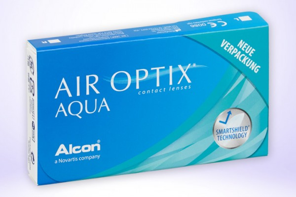 Monatslinse AIR OPTIX® Aqua