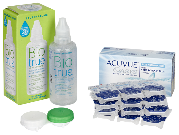 ACUVUE OASYS for Asti