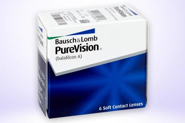 Monatslinse PureVision 6er