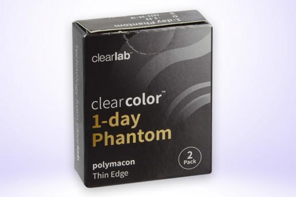 Tageslinse 1-day Phantom Motivlinsen