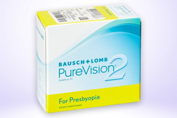 Monatslinse PureVision® 2 for Presbyopia