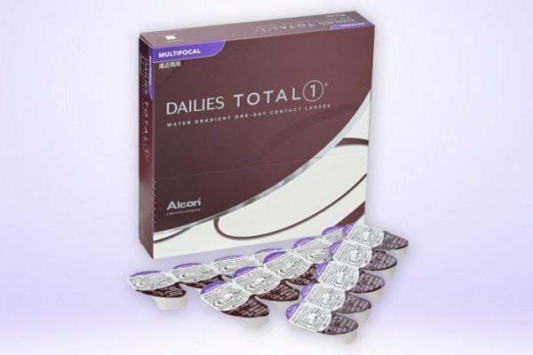 Tageslinse DAILIES TOTAL1® Multifocal 90-er Box