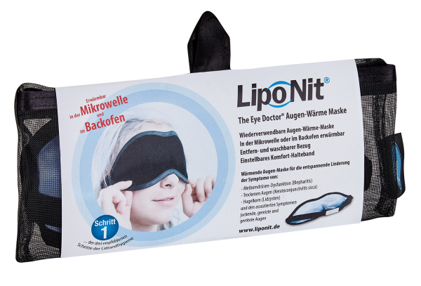 Lipo Nit® Augen-Wärme Maske