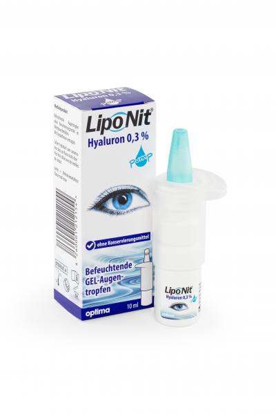 Lipo Nit® Hyaluron 0,3 % pump