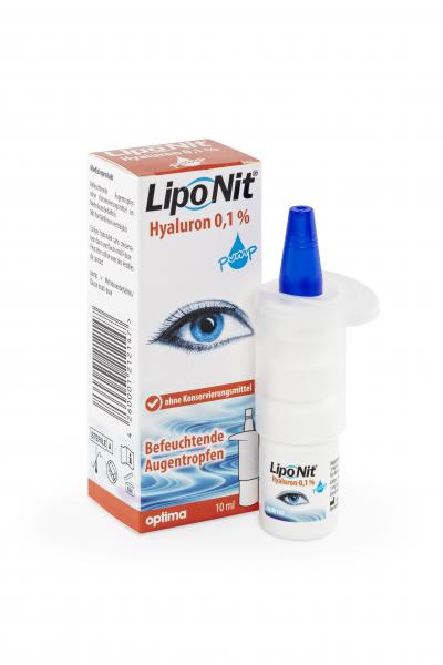 Lipo Nit® Hyaluron 0,1 % pump