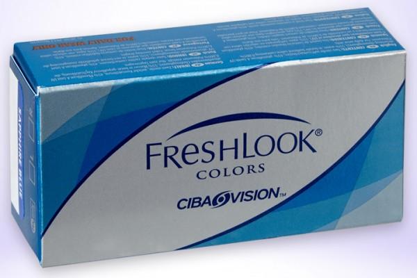 Farblinse Farbkontaktlinse Freshlook Colors
